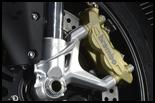 BRUTALE-800|サスペンション&ブレーキ