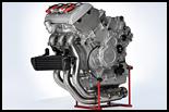 RIVALE 800|エンジン